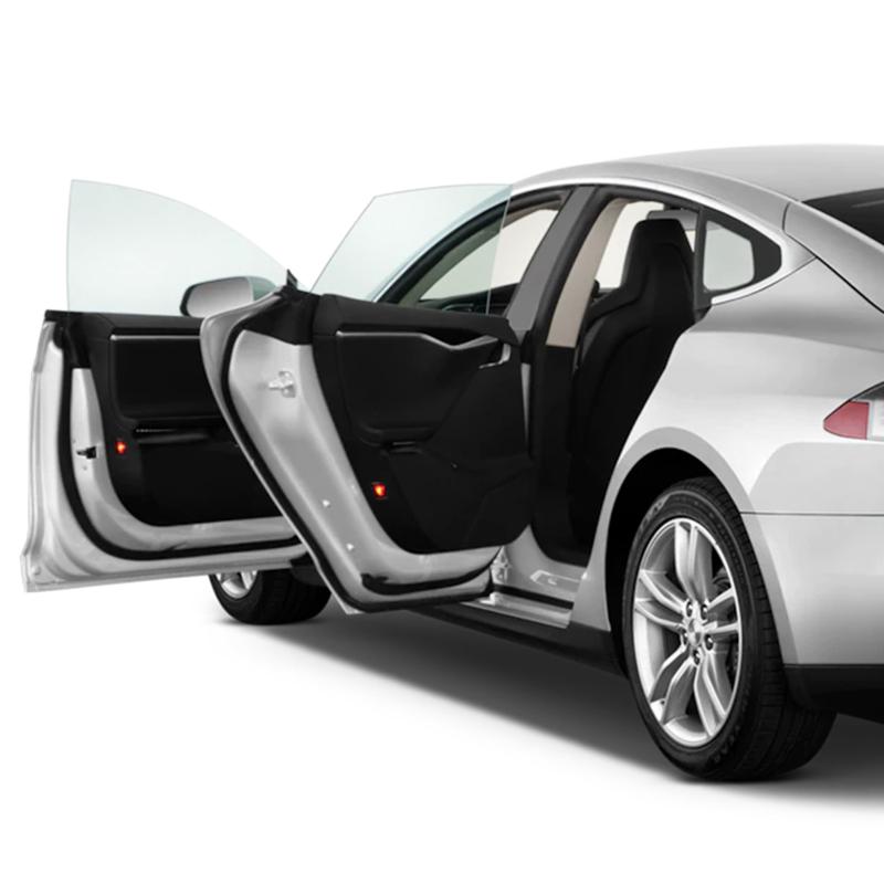 Model S Soft Closing Doors